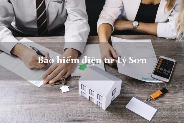Bảo hiểm điện tử Lý Sơn Quảng Ngãi