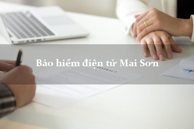 Bảo hiểm điện tử Mai Sơn Sơn La