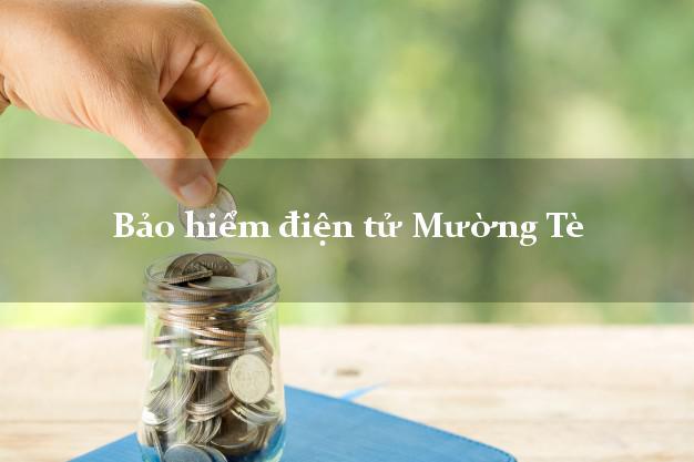 Bảo hiểm điện tử Mường Tè Lai Châu