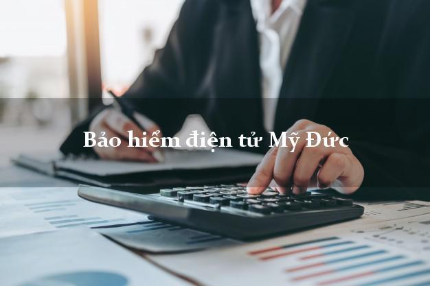 Bảo hiểm điện tử Mỹ Đức Hà Nội