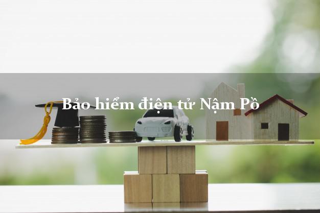 Bảo hiểm điện tử Nậm Pồ Điện Biên