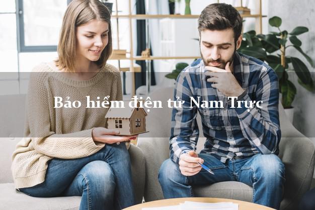 Bảo hiểm điện tử Nam Trực Nam Định