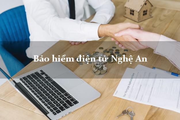 Bảo hiểm điện tử Nghệ An