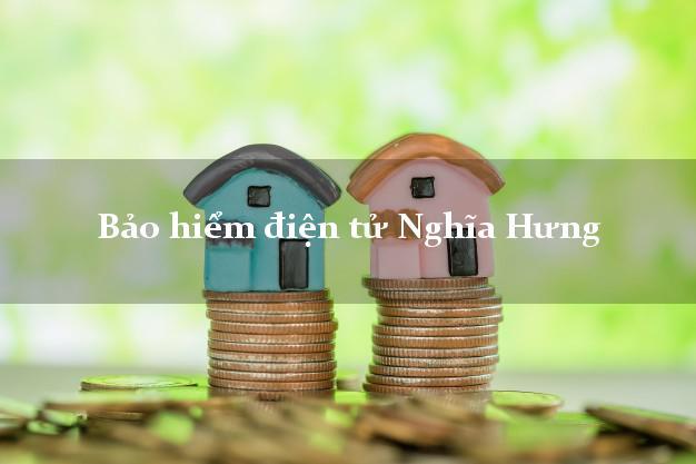 Bảo hiểm điện tử Nghĩa Hưng Nam Định