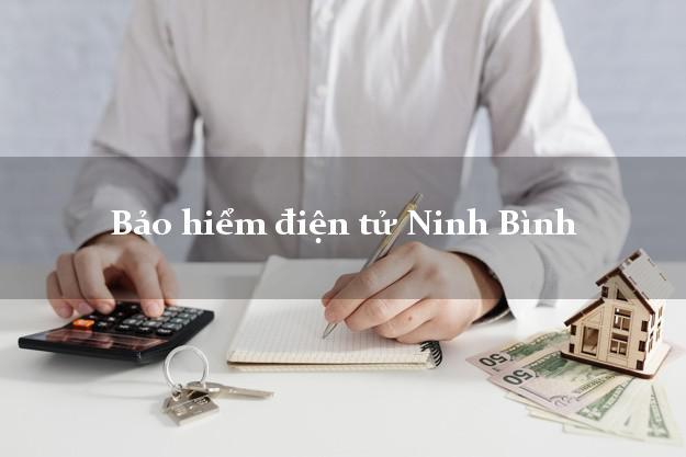 Bảo hiểm điện tử Ninh Bình