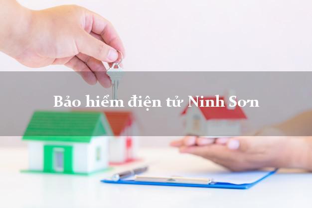 Bảo hiểm điện tử Ninh Sơn Ninh Thuận