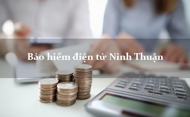 Bảo hiểm điện tử Ninh Thuận