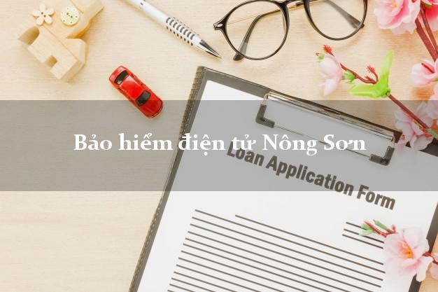 Bảo hiểm điện tử Nông Sơn Quảng Nam