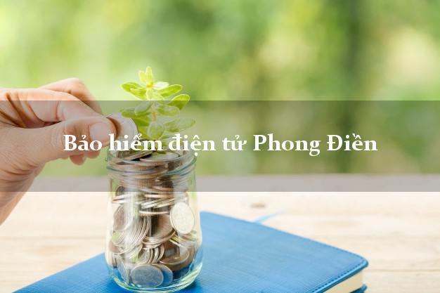 Bảo hiểm điện tử Phong Điền Thừa Thiên Huế