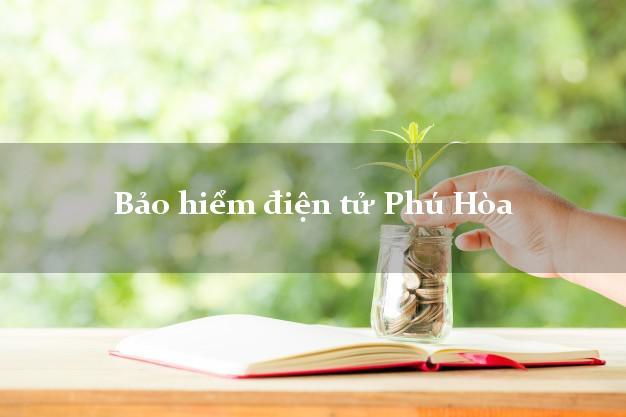 Bảo hiểm điện tử Phú Hòa Phú Yên