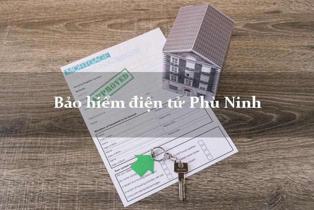 Bảo hiểm điện tử Phù Ninh Phú Thọ