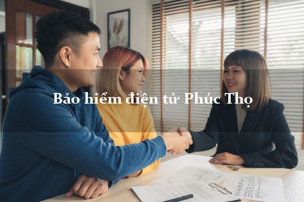 Bảo hiểm điện tử Phúc Thọ Hà Nội
