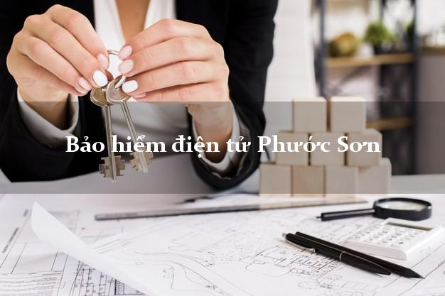 Bảo hiểm điện tử Phước Sơn Quảng Nam