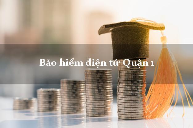 Bảo hiểm điện tử Quận 1 Hồ Chí Minh