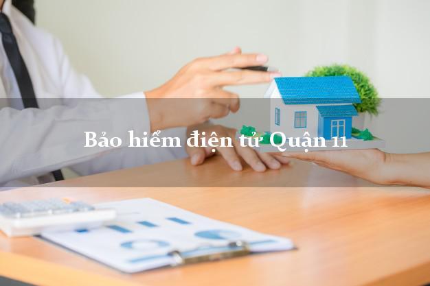Bảo hiểm điện tử Quận 11 Hồ Chí Minh