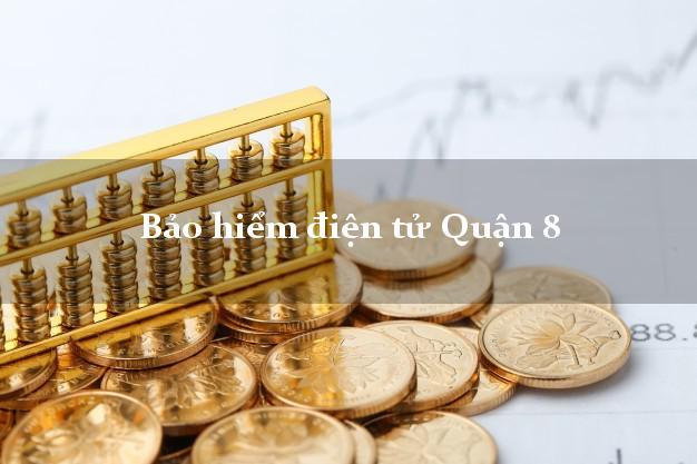 Bảo hiểm điện tử Quận 8 Hồ Chí Minh