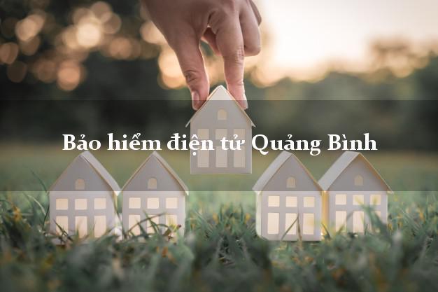 Bảo hiểm điện tử Quảng Bình