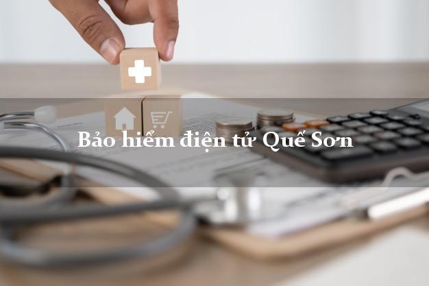Bảo hiểm điện tử Quế Sơn Quảng Nam