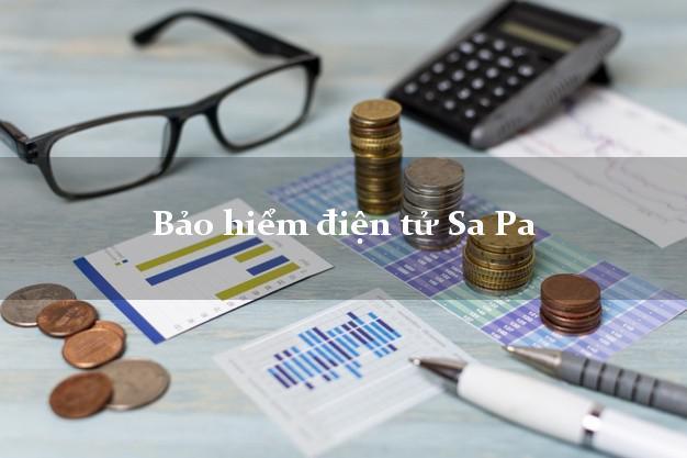 Bảo hiểm điện tử Sa Pa Lào Cai