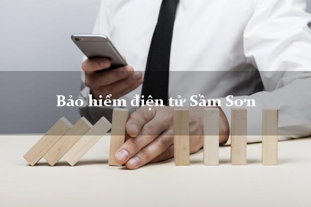 Bảo hiểm điện tử Sầm Sơn Thanh Hóa