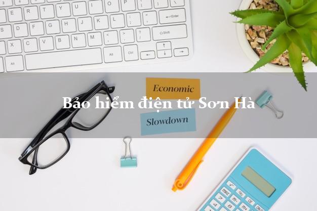Bảo hiểm điện tử Sơn Hà Quảng Ngãi