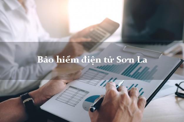 Bảo hiểm điện tử Sơn La