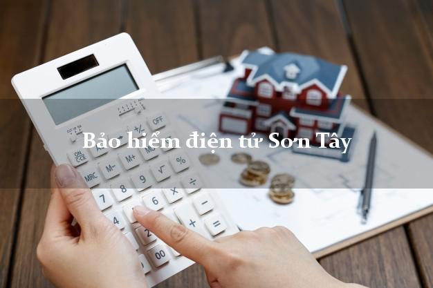 Bảo hiểm điện tử Sơn Tây Hà Nội