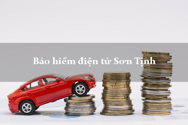 Bảo hiểm điện tử Sơn Tịnh Quảng Ngãi