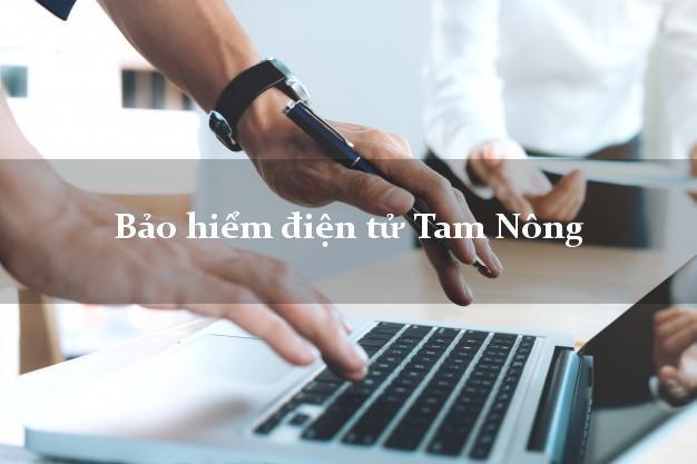 Bảo hiểm điện tử Tam Nông Phú Thọ