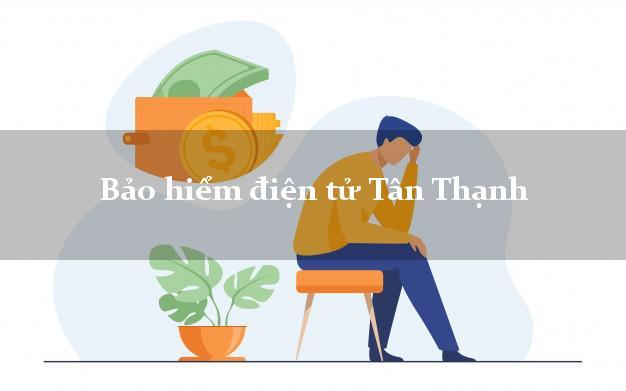 Bảo hiểm điện tử Tân Thạnh Long An