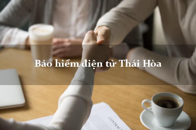 Bảo hiểm điện tử Thái Hòa Nghệ An