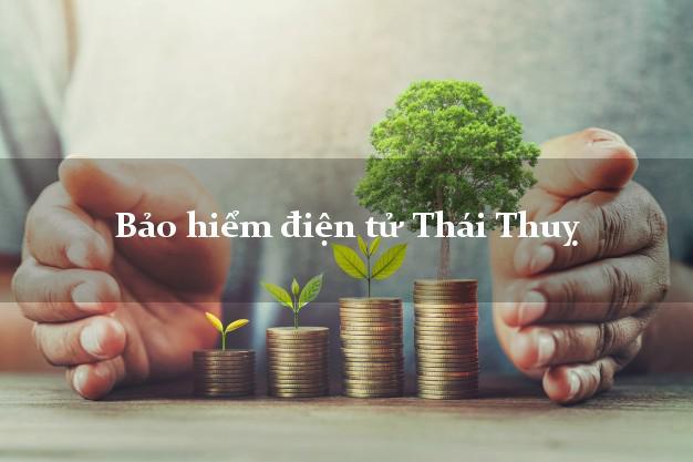 Bảo hiểm điện tử Thái Thuỵ Thái Bình