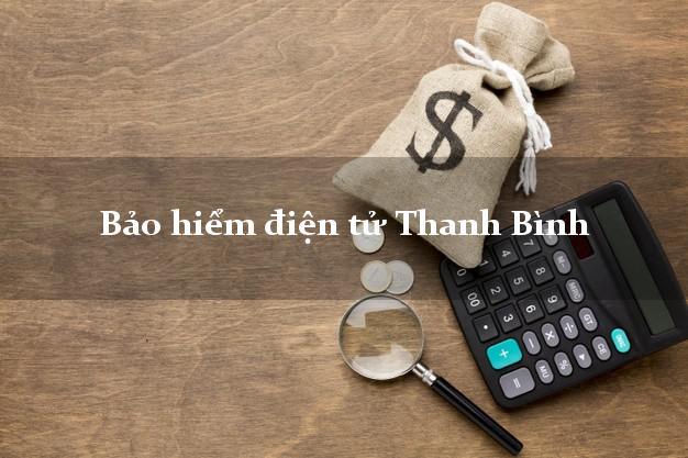Bảo hiểm điện tử Thanh Bình Đồng Tháp