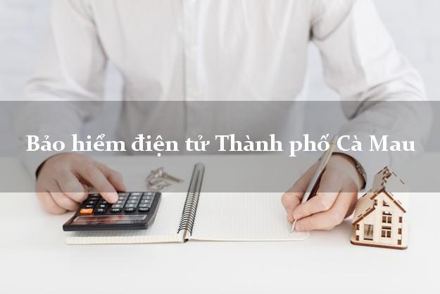 Bảo hiểm điện tử Thành phố Cà Mau
