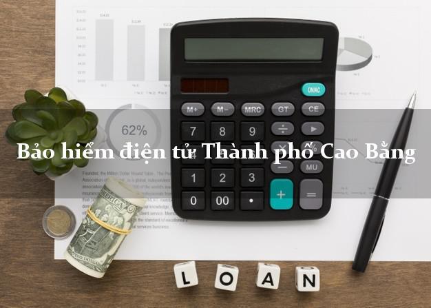 Bảo hiểm điện tử Thành phố Cao Bằng
