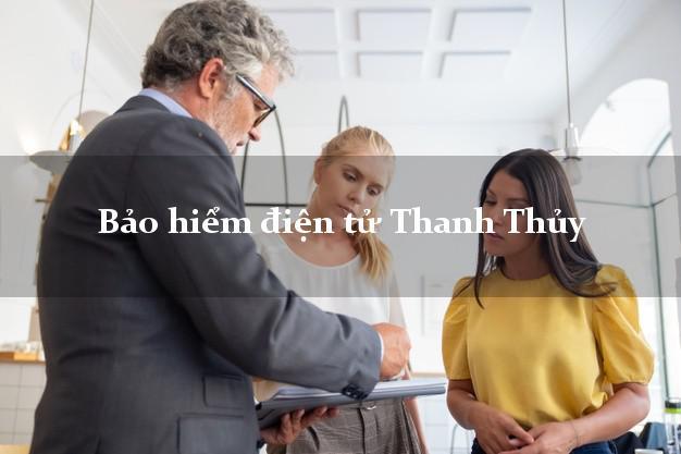 Bảo hiểm điện tử Thanh Thủy Phú Thọ