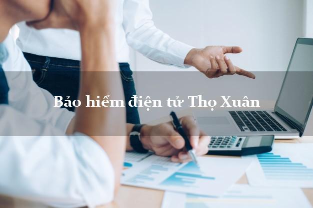 Bảo hiểm điện tử Thọ Xuân Thanh Hóa
