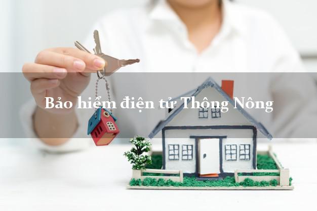 Bảo hiểm điện tử Thông Nông Cao Bằng