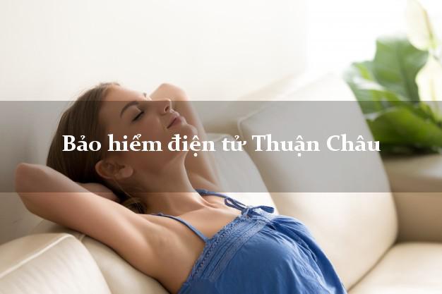 Bảo hiểm điện tử Thuận Châu Sơn La