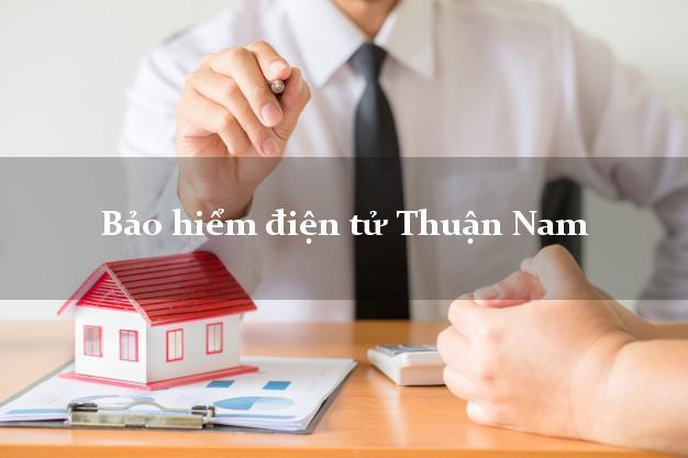 Bảo hiểm điện tử Thuận Nam Ninh Thuận