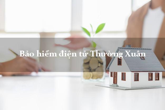 Bảo hiểm điện tử Thường Xuân Thanh Hóa