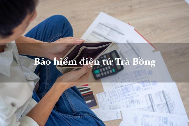 Bảo hiểm điện tử Trà Bồng Quảng Ngãi