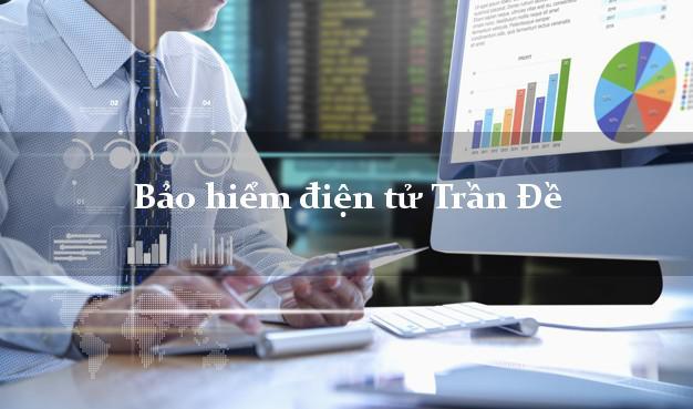 Bảo hiểm điện tử Trần Đề Sóc Trăng
