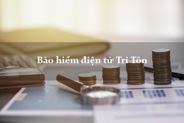 Bảo hiểm điện tử Tri Tôn An Giang