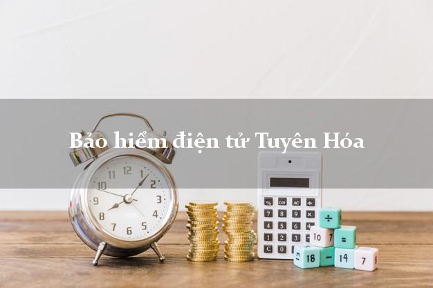 Bảo hiểm điện tử Tuyên Hóa Quảng Bình