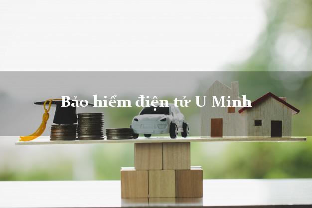 Bảo hiểm điện tử U Minh Cà Mau