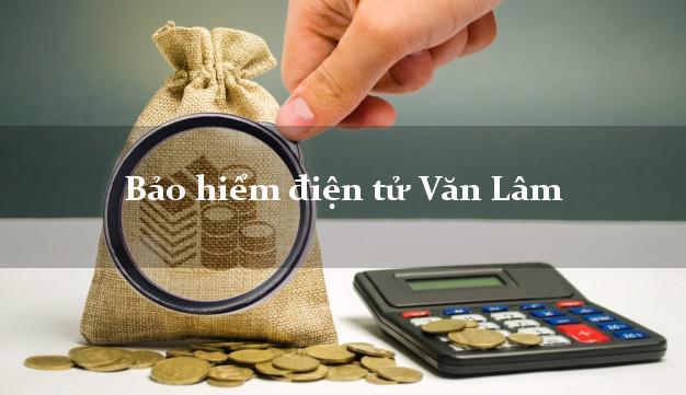 Bảo hiểm điện tử Văn Lâm Hưng Yên