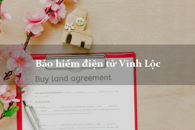 Bảo hiểm điện tử Vĩnh Lộc Thanh Hóa