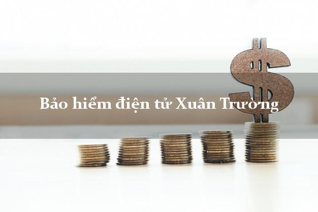 Bảo hiểm điện tử Xuân Trường Nam Định