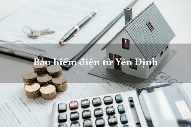 Bảo hiểm điện tử Yên Định Thanh Hóa